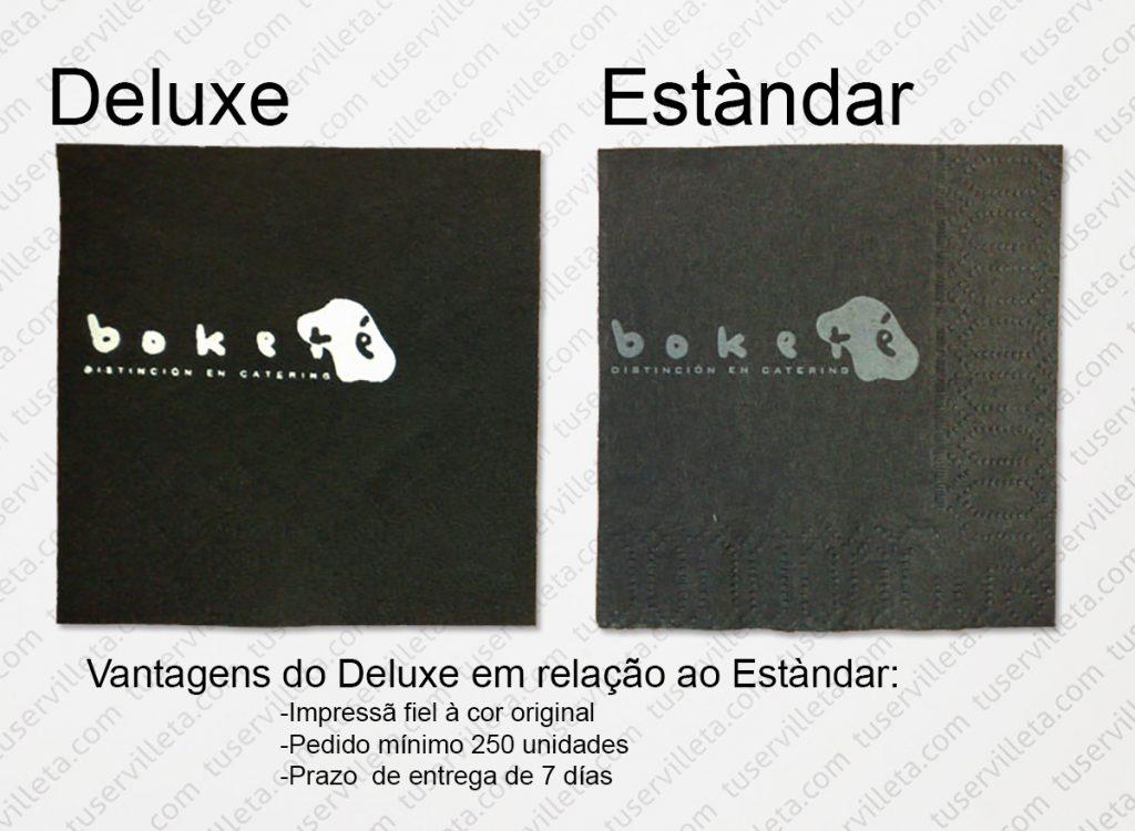 Deluxe vs Estandar