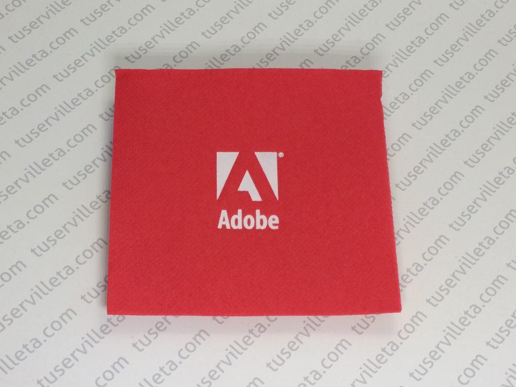 Guardanapos  Impressos Adobe