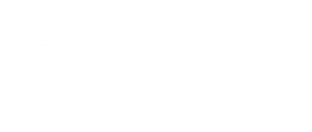 Guardanapos Powered by napki blanco